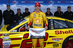 Pole-Sitter: Joey Logano, Team Penske, Ford