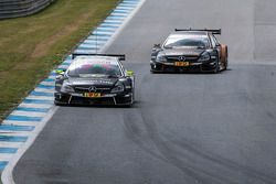 Robert Wickens, Mercedes AMG DTM-Team HWA DTM Mercedes AMG C-Coupé