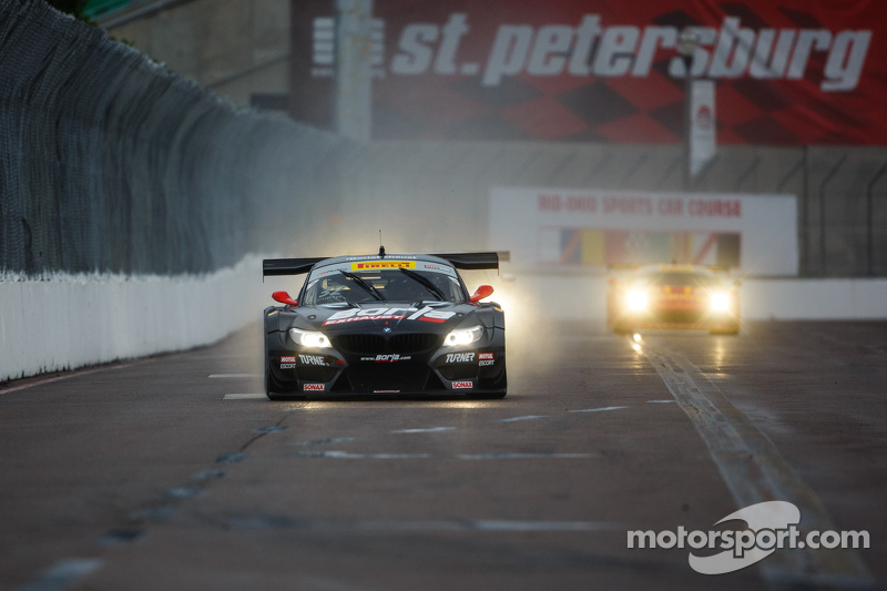 #32 Turner Motorsport, BMW E89 Z4 GT3: Bret Curtis