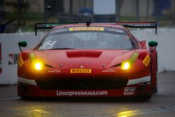 #64 Scuderia Corsa Ferrari 458 Italia: Duncan End