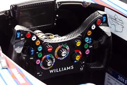 Williams FW37 stuurwiel
