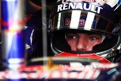 Макс Ферстаппен Scuderia Toro Rosso STR10