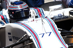 Вальтери Боттас Williams FW37