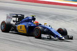 Фелипе Наср Sauber F1 Team