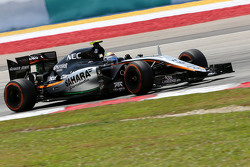 Серхио Перес Sahara Force India
