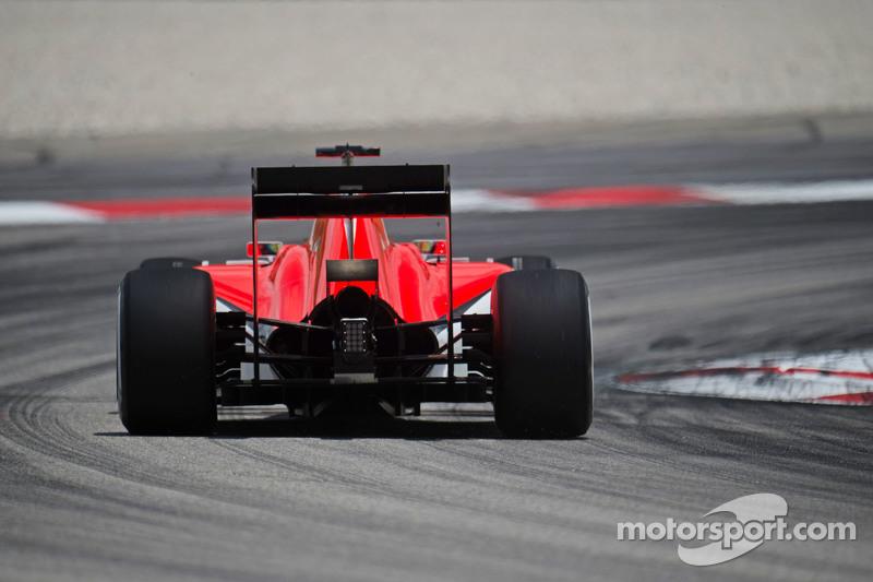 Уилл Стивенс Manor F1 Team