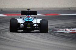 Вальтери Боттас Williams FW37