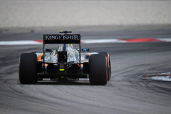 Серхио Перес Sahara Force India F1 VJM08