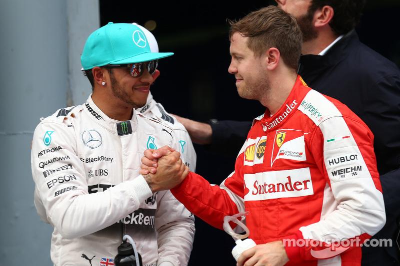 Pero Alonso, Hamilton y Vettel también tienen cinco podios allí. Uno de ellos podría superar a Michael este domingo