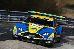 #27 Aston Martin Racing, Aston Martin Vantage V12: Pedro Lamy, Stefan Mücke, Darren Turner
