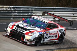 #23 Nissan GT Academy Team RJN, Nissan GT-R Nismo GT3 : Kuzuki Hoshino, Jann Mardenborough