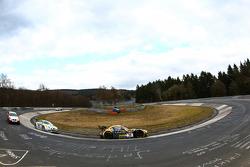#38 Rinaldi Racing, Ferrari F458 GT3: Patrick Kaiser, Egon Allgauer