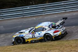 #25 BMW Sports Trophy Team Marc VDS BMW Z4 GT3: Lucas Luhr, Markus Palttala, Richard Westbrook