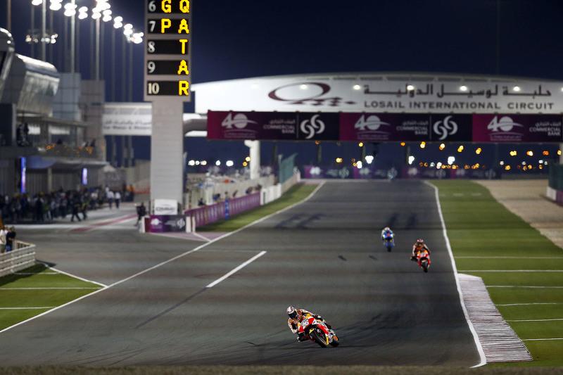 Dani Pedrosa, Repsol Honda Team y Marc Marquez, Repsol Honda Team