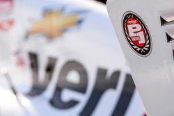 杆位:Will Power, Penske雪佛兰车队庆祝