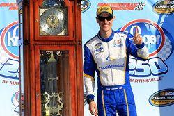 Racewinnaar Joey Logano