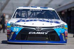Brett Moffitt, Michael Waltrip Racing Toyota