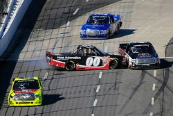 Cole Custer spint