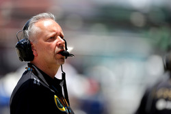 Paul Seaby, Lotus F1 Team, Teammanager