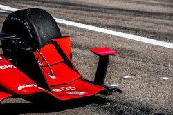 Le package aérodynamique du Chip Ganassi Racing Chevrolet