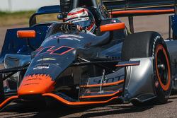 Stefano Coletti, KV Racing Technology, Chevrolet