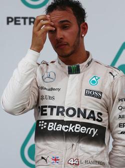 Второе место: Льюис Хэмилтон, Mercedes AMG F1
