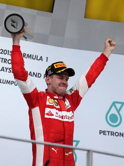 Себастьян Феттель Scuderia Ferrari