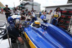 Маркус Эриксон Sauber F1 Team
