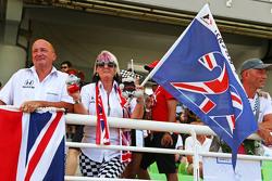 Фанаты Jenson Button, McLaren