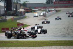 Ромен Грожан Lotus F1 E23