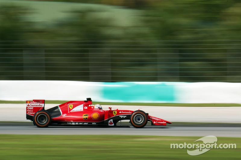 2015: Sebastian Vettel, Ferrari SF15-T