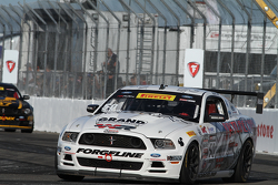#50 Rehagen Racing/Picture Cars East, Ford Boss 302: Dean Martin