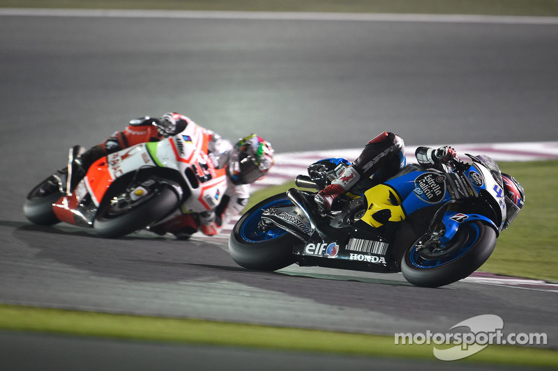 Scott Redding, Marc VDS y Danilo Petrucci, Pramac Racing