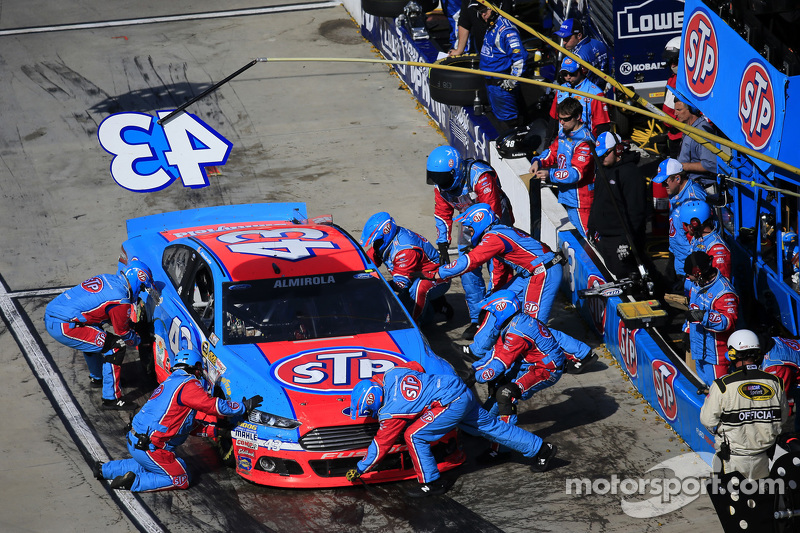 STP i Richard Petty/Ford