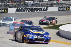 Problèmes pour Chase Elliott, Hendrick Motorsports Chevrolet