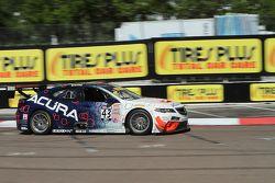 #43 RealTime Racing Acura TLX-GT: Райан Иверсли