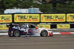 #42 RealTime Racing Acura TLX-GT: Петер Каннингем