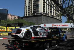 #23 M1 Racing Audi R8 LMS: Walt Bowlin