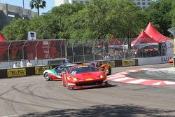 #64 Scuderia Corsa Ferrari 458 GT3 İtalya: Duncan Ende