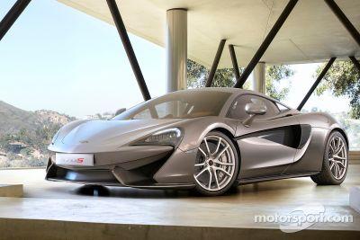 Présentation de la McLaren 570S