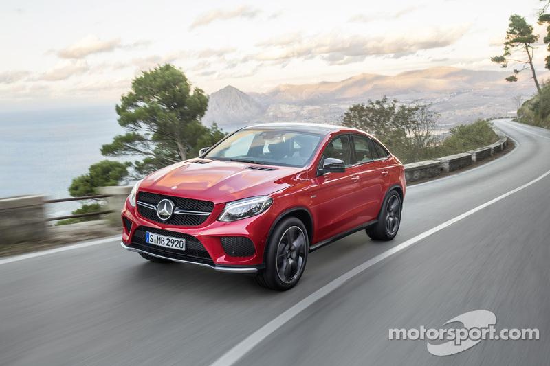 Mercedes GLE AMG Coupé
