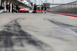 MP Motorsport se prépare à s'entraîner aux arrêts aux stands