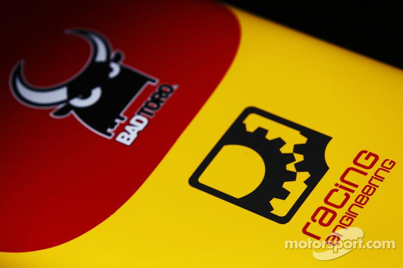 Racing Engineering, Logo