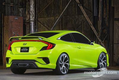 Honda Civic concept unveil