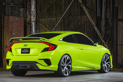 Das Honda Civic Konzeptdesign