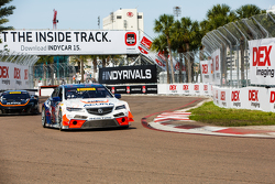 #43 实时车队,讴歌TLX-GT: Ryan Eversley