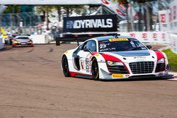 #23 M1 Racing LLC Audi R8 LMS Ultra: Walt Bowlin