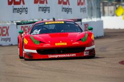 #64 Scuderia Corsa Ferrari 458 İtalya: Duncan Ende