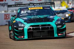 #33 Always Evolving Racing Replay XD Nissan GT Academy, Nissan GT-R-GT3: JD Davison