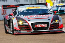 #99 JCR Motorsports Audi R8 LMS Ultra: Jeff Courtney